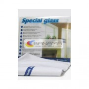 Микрофибровая салфетка для чистки стекла