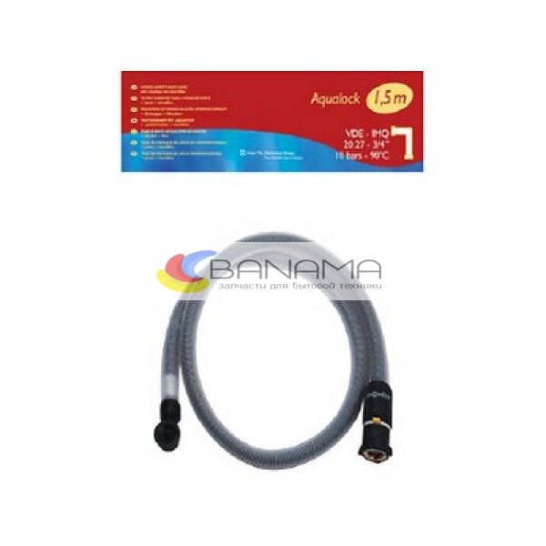 Aqualock VDE - IMQ 20.27 - 3/4 10 bar - 90C