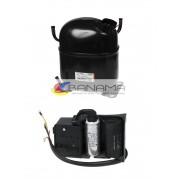 Компрессор для холодильника Embraco aspera (NJ9226E) R22 среднетемпературный W=1121 Вт