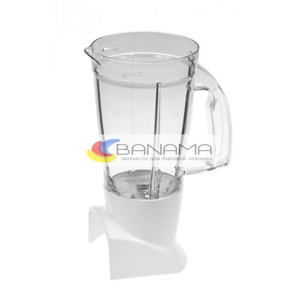 Чаша для кухонного комбайна пластик