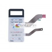 Сенсорная панель для СВЧ Samsung G2739NR-S белая