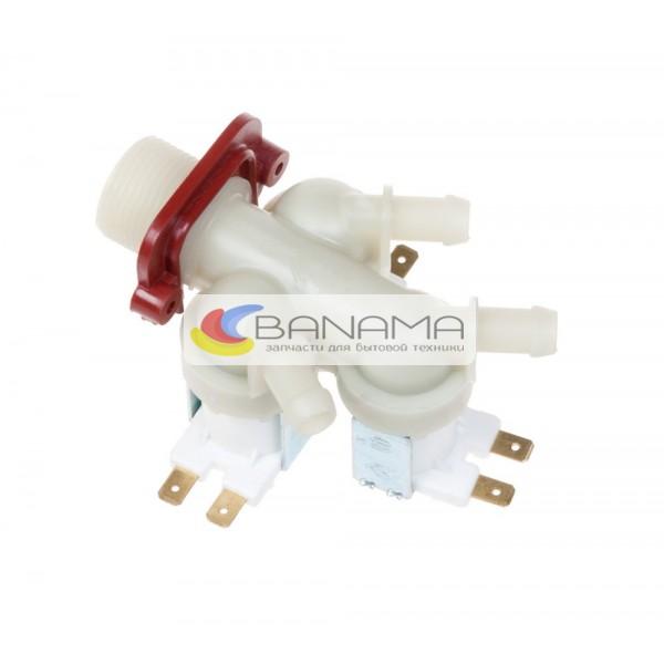 Электроклапан 3Wx180* (пластиковый крепеж)