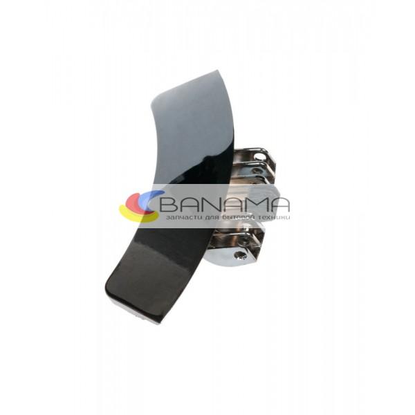 Ручка люка для стиральной машины Samsung (серебро)
