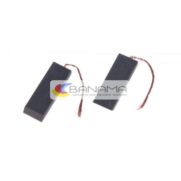 Щетки для электродвигателя (5х12,5х35) провод от центра