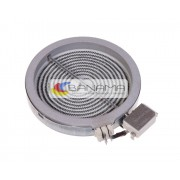 Электроконфорка для стеклокерамики D=165 mm спираль D=145 mm 1200 W простая