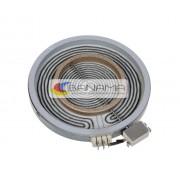 Электроконфорка для стеклокерамики D=230 mm 2200/750 W с расширенной зоной