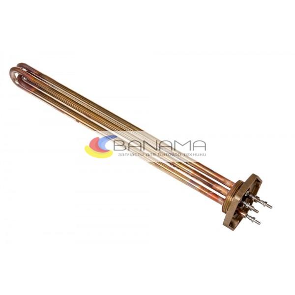 Нагревательный элемент (ТЭН) 3х2000W